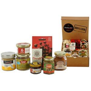 Box #2: Le Foodies