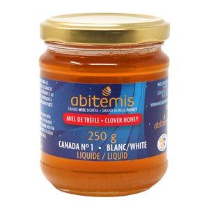 Miel de trèfle - Abitémis 250g