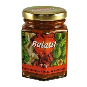 Pesto tomates séchées - Balatti 110g