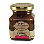 Caramel au chocolat noir - La Chocolaterie du Vieux Beloeil 106ml