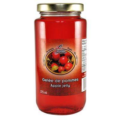 Gelée de pommes - Verger Léo Boutin 375ml