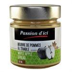 Beurre de Pommes à l'érable - Passion d'ici 212ml