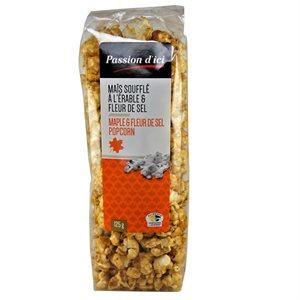 Passion d'ici - Maple & Fleur de Sel Popcorn 125g
