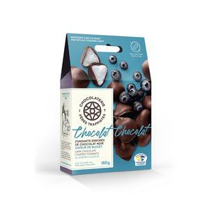 Chocolaterie des Pères Trappistes - Blueberry-Flavoured Fondants 180g