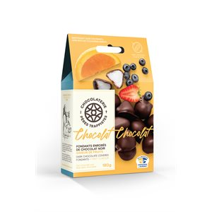 Chocolaterie des Pères Trappistes - Fruit-Flavoured Fondants 180g