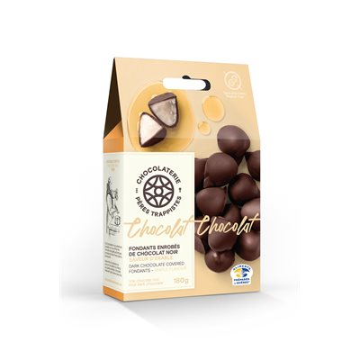 Chocolaterie des Pères Trappistes Maple-Flavoured Fondants 180g