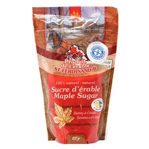 Sucre d'érable granulé - Produits de l'érable St-Ferdinand B 100g