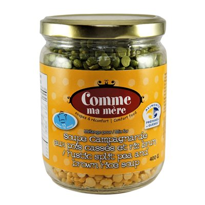 Soupe campagnarde - Comme ma mère 400g
